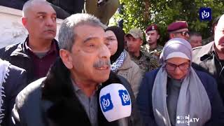 توتر ومواجهات عنيفة في الضفة الغربية المحتلة - (6/2/2020)