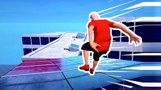 Rooftop Run Full Game GamePlay Walkthrough (50 Levels) screenshot 1