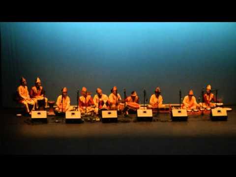 Indonesian folk music