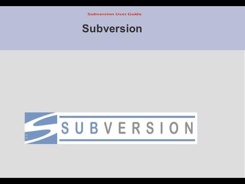 how to start svn server