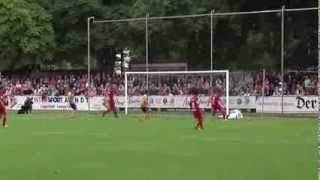Regionalliga West - Zwei Tore, zweimal Rote Karte bei SV Lippstadt - Alemannia Aachen