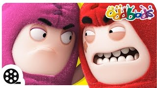 Best Of Oddbods | Fun And Games | Funny Cartoons For Kids