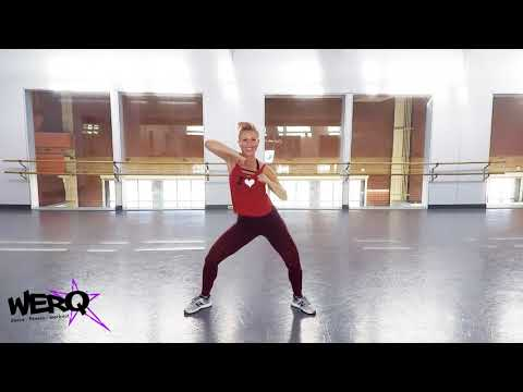 Best Friend Choreography for WERQ Dance Fitness