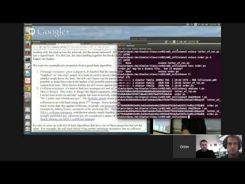 CS 463/680: Hash Algorithms and SHA-256