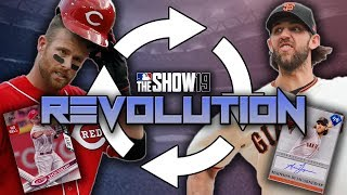 OFFENSIVE EXPLOSION Revolution 11 MLB The Show 19 Diamond Dynasty