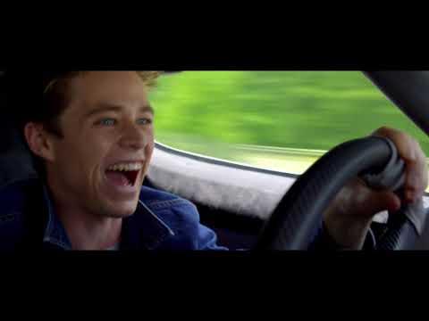 Need For Speed Koenigsegg Race Scene
