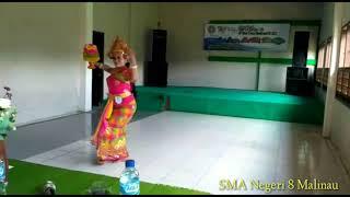 Download #tarisekarsari #taritunggal Tari Sekar Jagat ][ Traditional Dance From Bali ][ SMA Negeri 8 Malinau