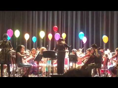 Viva La Vida-  Dunloggin Middle School Orchestra