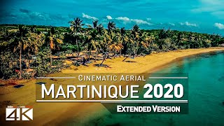 【4K】Drone Footage   The Beauty of Martinique in 8 Minutes 2019   Cinematic Aerial Fort-de-France FRA