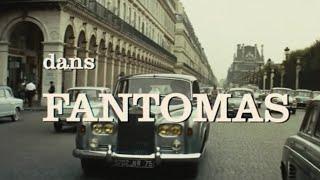 Фантомас. Fantomas
