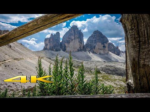 Dolomites Italy 4K