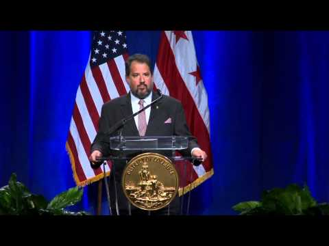 District of Columbia Swearing-In Ceremony (Part II), 1/2/15