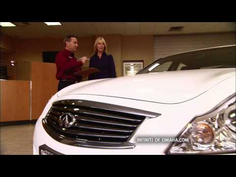 Infiniti of Omaha Commercial 2013
