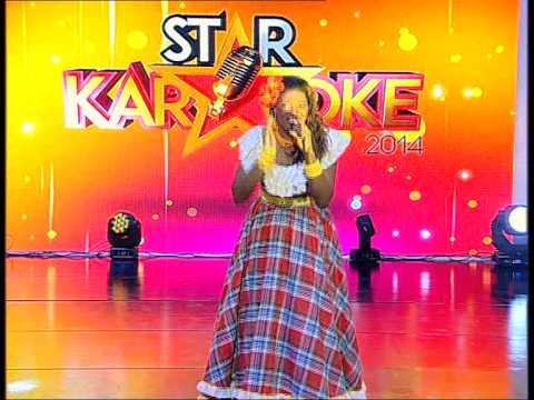 Star Karaoké 2014: chant au choix avec Nadia