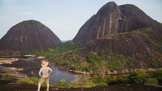 Viaja a los Cerros de Mavecure y Parque Tuparro. Visitar maravillosos destinos en Colombia