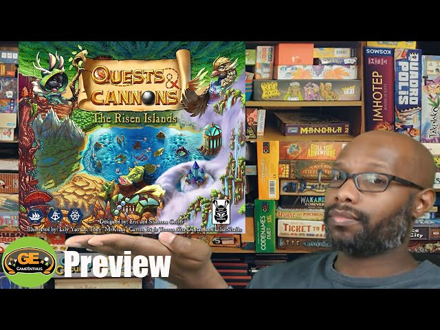 Quests & Cannons: The Risen Islands | In-depth Preview