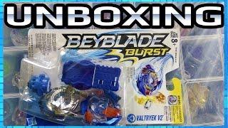Unboxing Beyblade Burst!! Victory Valtryek .B.V da Hasbro!