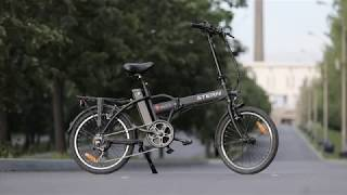 "Электровелосипед складной Stern Compact 20"" Electro"