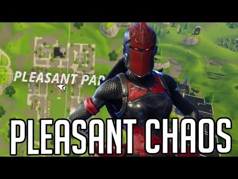 PLEASANT PARK CHAOS (Fortnite BR)