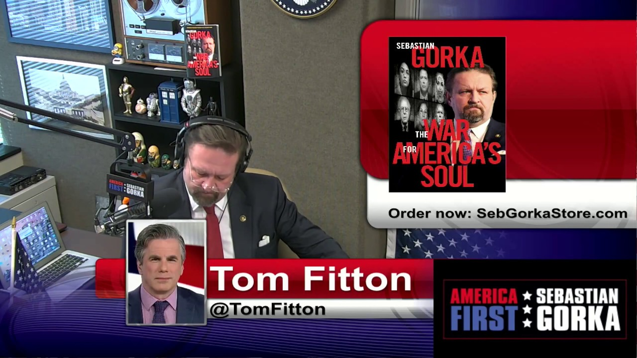Tom Fitton: There was NO Directive from President Trump to Shut America Down over #CoronaVirus