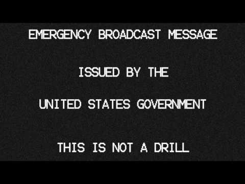 Zombie Emergency Alert EAS