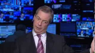 Farage: Irish immigration