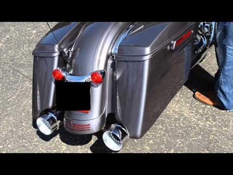 CFR Exhaust