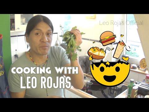 Leo Cocinando - Receta De Mama - In The Kitchen With Leo Rojas! (engl. Subtitles)