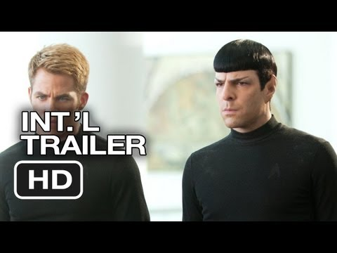 Trailer - Star Trek Into Darkness Official International Trailer (2013) - JJ Abrams Movie HD
