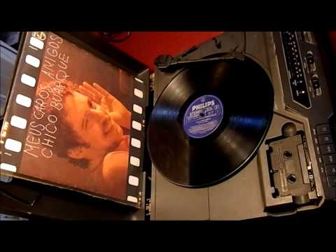 Chico Buarque - O Que Será - Disco 'Meus Caros Amigos' - 1976