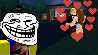 ONLINE DATER CALLS THE POLICE ON ME?!?!?!?! Roblox Trolling #2