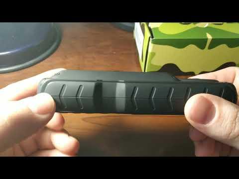 Ударопрочный телефон с Китая KUH T3