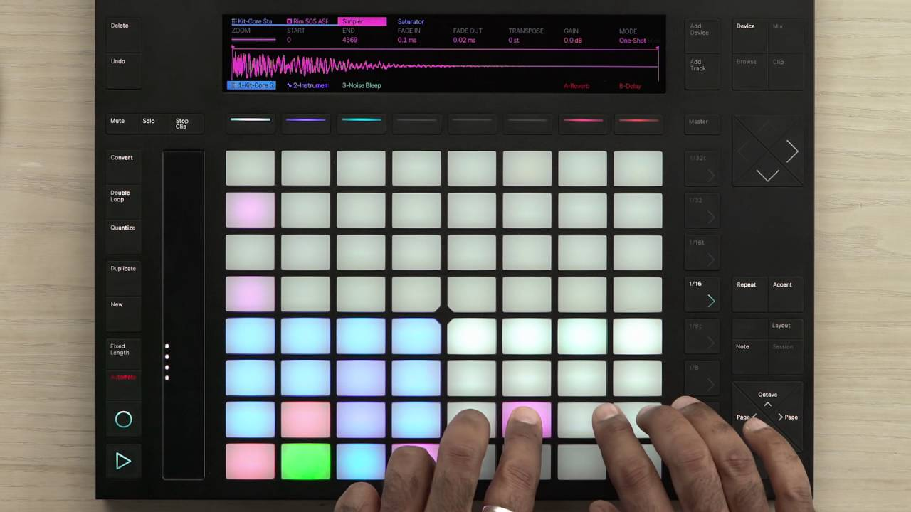 Ableton Live 9 7 Brings New Push Features, Updated Sampling