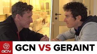GCN Vs Geraint Thomas