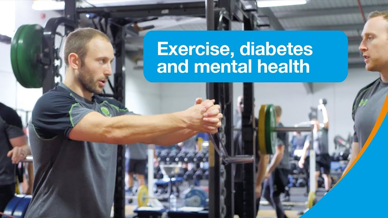 Exercise, diabetes, and your mental health | Your Stories | Diabetes UK