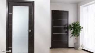 Avanti Interior Door Black Apricot