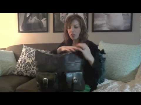 9c27f64035f9 Women s Camera Bag Review - ONA - YouTube
