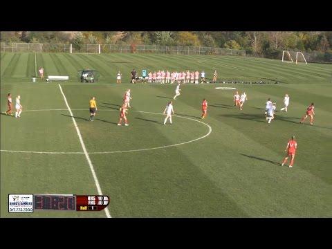 IHSAA Girls Soccer Sectional Noblesville vs Fishers