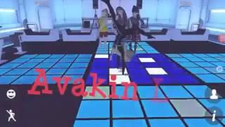 Avakin Life клип наверно потому что :D