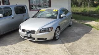 2009 Volvo C70 Convertible full tour (startup, exhaust, engine, interior, exterior)