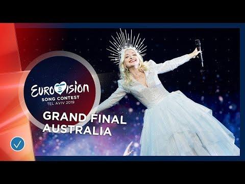 Australia - LIVE - Kate Miller-Heidke - Zero Gravity - Grand Final - Eurovision 2019