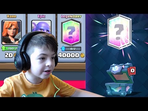 2 LEGENDARE DIN SHOP - Clash Royale