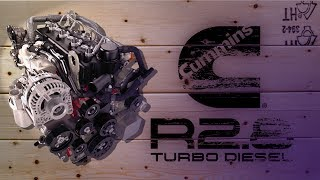 Turbo Diesel Crate Engine for your Overland Rig - Cummins R2.8