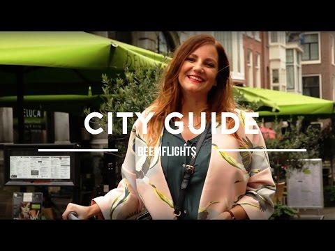 Your Little Black Book Vlog: Den Haag City Guide voor de NS OV-Fiets