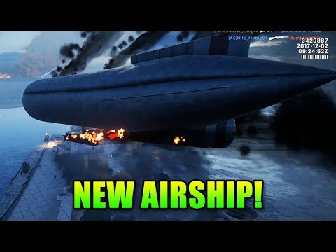 New Airship, Zeebrugge Raid & Specialization Auras | Battlefield 1 Turning Tides