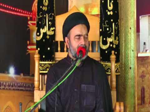 05 Majlis 05 Muharram 1439 2017 Maulana Mohammad Ali Naqvi