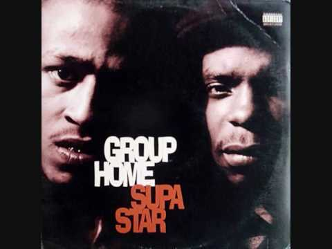 Group Home - Supa Star (Extended Intro)