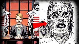 The Walking Dead 9.Sezon 6.Bölüm   Commonwealth & Fısıldayanlar Teorileri