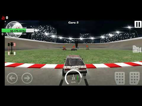 Car Demolition Derby Racing Game Live Stream On World Games Competitiors