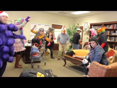 Harlem Shake GUMC Staff Edition